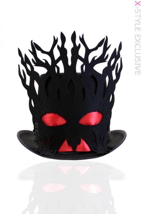 Карнавальная женская шляпа Scary Forest (501153)