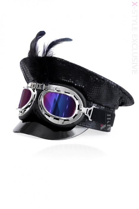 Фуражка с очками в стиле Burning Man (502072)