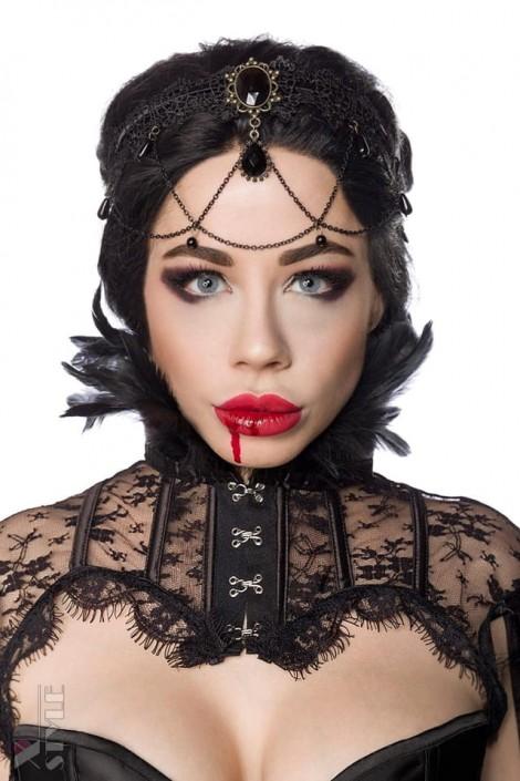 Обруч с подвесами Vampire Queen (504228)