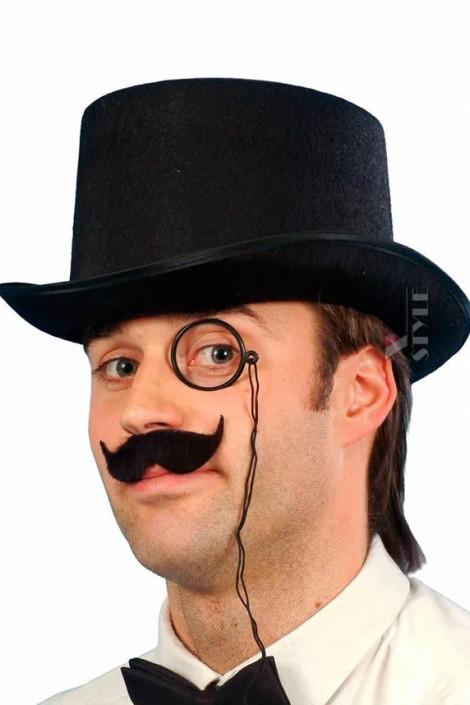 Мужская шляпа-цилиндр (501136)