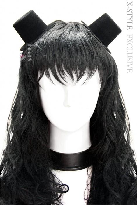 Черные шляпки (2 шт) (502047)