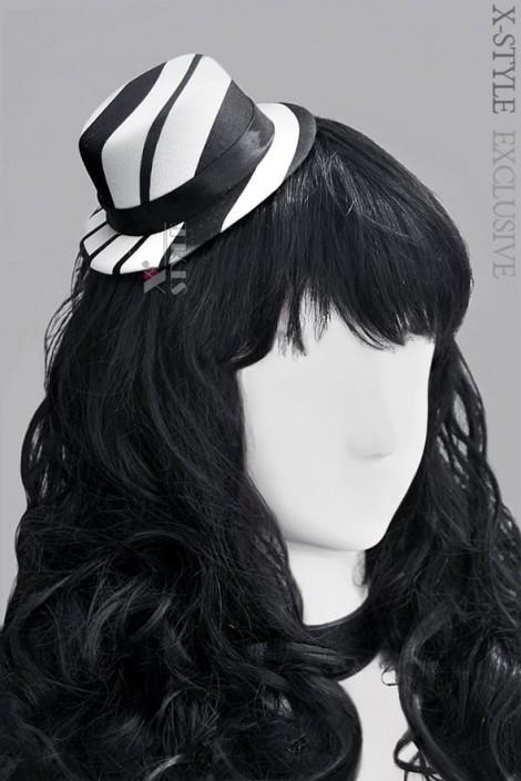 Шляпка в полоску Xstyle accessories (502043)