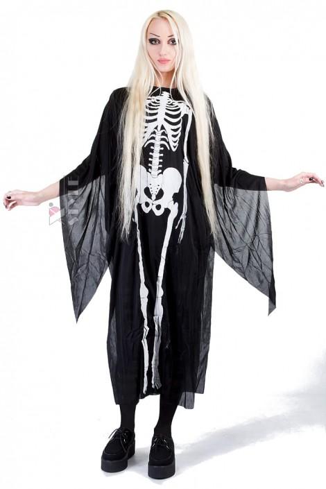 Накидка Скелет (122010)