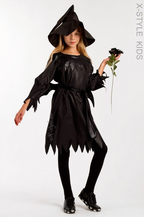 Костюм ведьмочки X-Style Kids (225005)