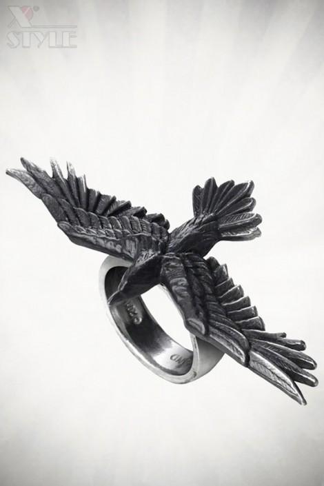Кольцо Black Consort (AGR205)