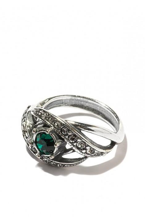 Кольцо с камнями Swarovski 80530 (jenh80530)