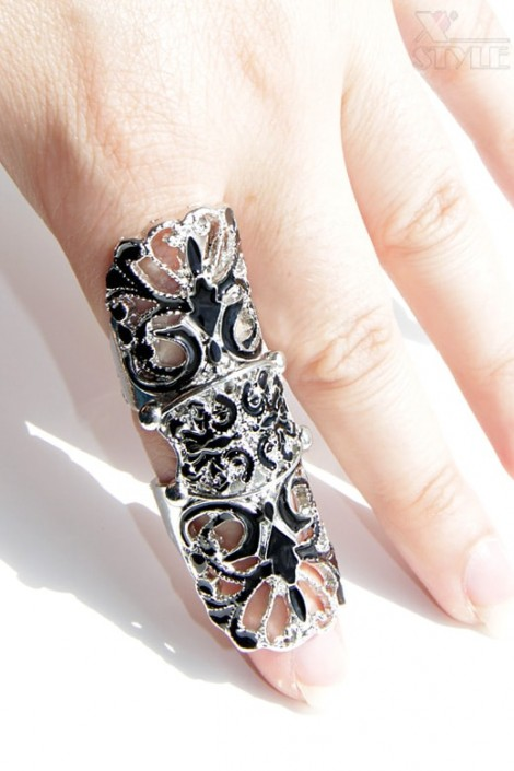 Кольцо на весь палец (708715)