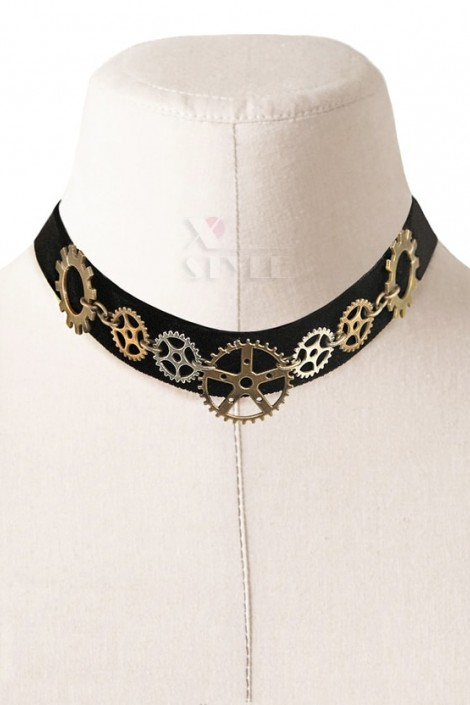 Ожерелье-чокер Стимпанк X-Style (706142)