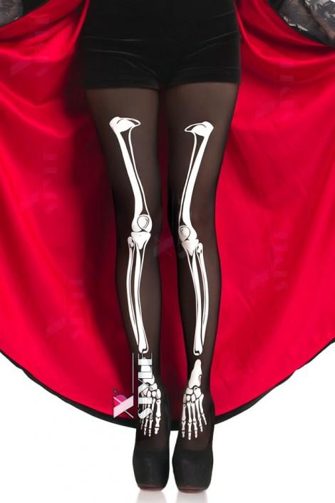 "Колготки ""Скелет"" Cosplay Couture (904069)"