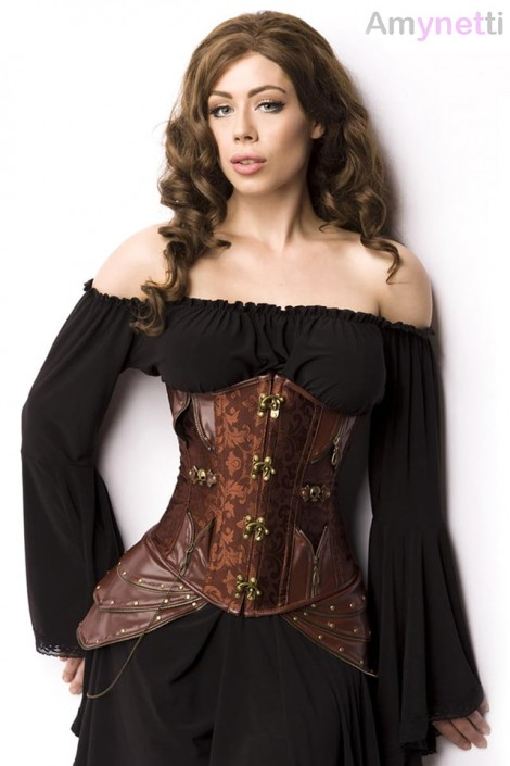 Корсет Steampunk Brocade A1156 (121156)