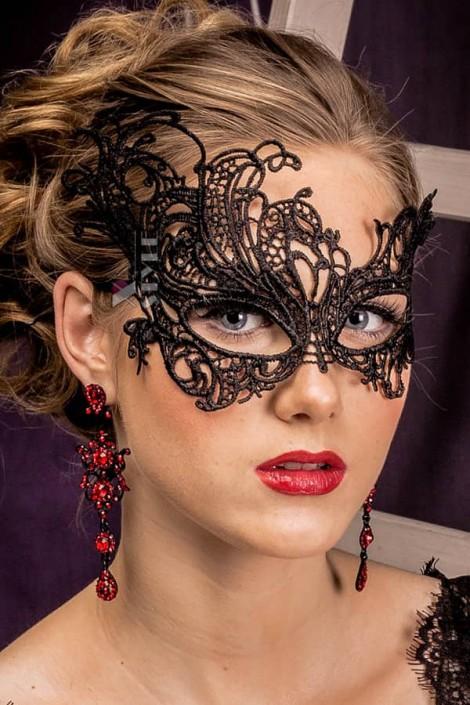 Твердая ажурная маска Artistic (901027)