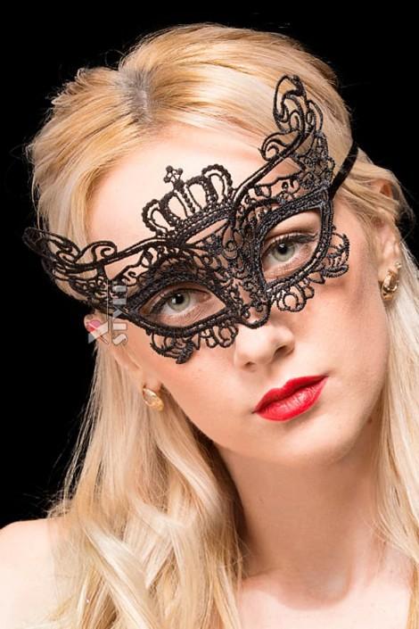 Твердая кружевная маска для глаз A1029 (901029)