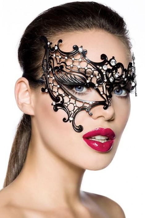 Асимметричная металлическая маска (901017)