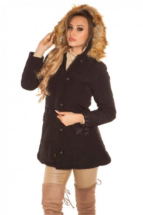 Зимняя куртка на меху MF2125 (112125)