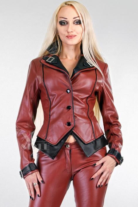 Кожаная куртка (112024)