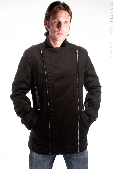 Зимняя мужская куртка (206105)