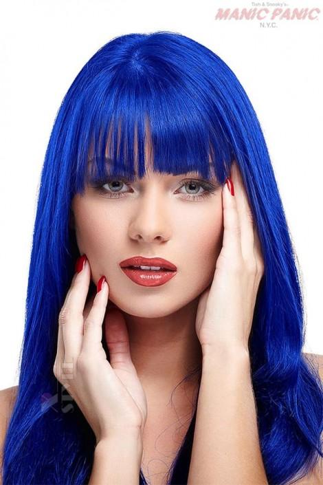 Синяя усиленная краска для волос Shocking Blue (ACR91033)