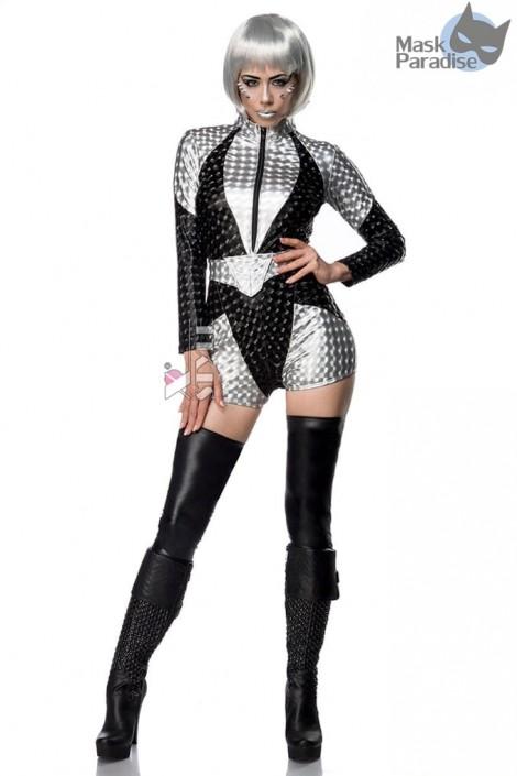 Карнавальный женский костюм Space Fighter (118042)