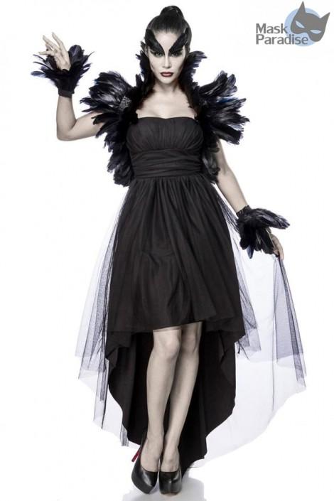 Карнавальный костюм Witch Crow (118021)