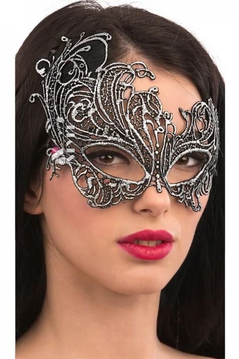 Металлизированная серебристая маска AR049 (901049)