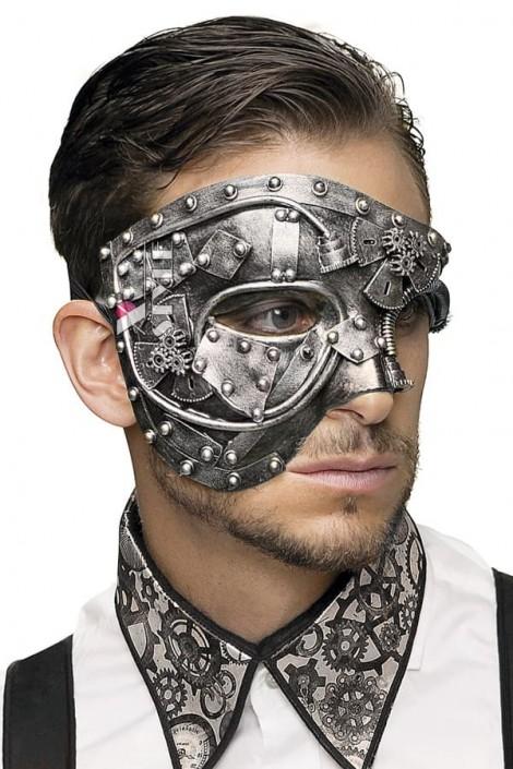 Мужская маска в стиле Steampunk CC1060 (901060)