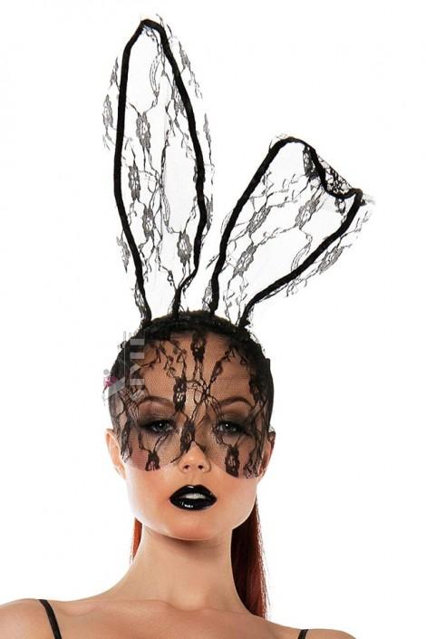 Ажурная маска кролика DC1063 (901063)