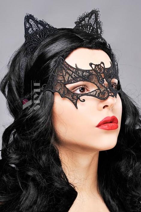 Карнавальная маска и обруч с ушками CC2001 (912001)