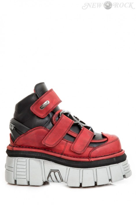Ботинки кожаные ALASKA ROJO 285-S39 (285-S39)