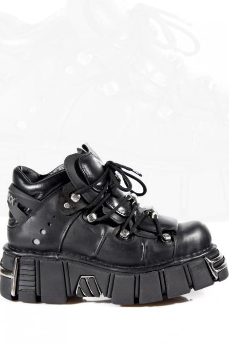 Ботинки на платформе (106-S1)