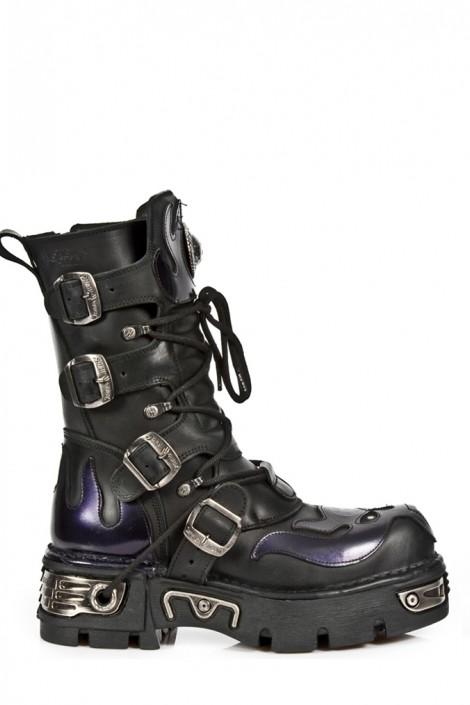 Ботинки New Rock (107-S4)