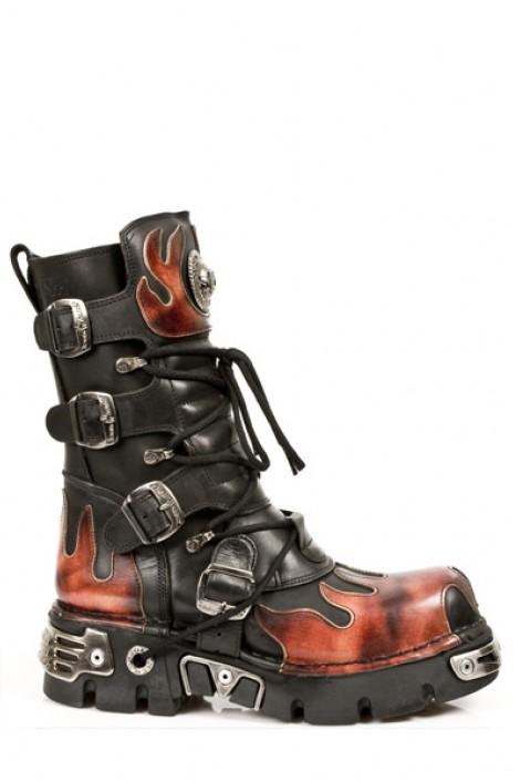 Ботинки Black&Fire (591-S1)