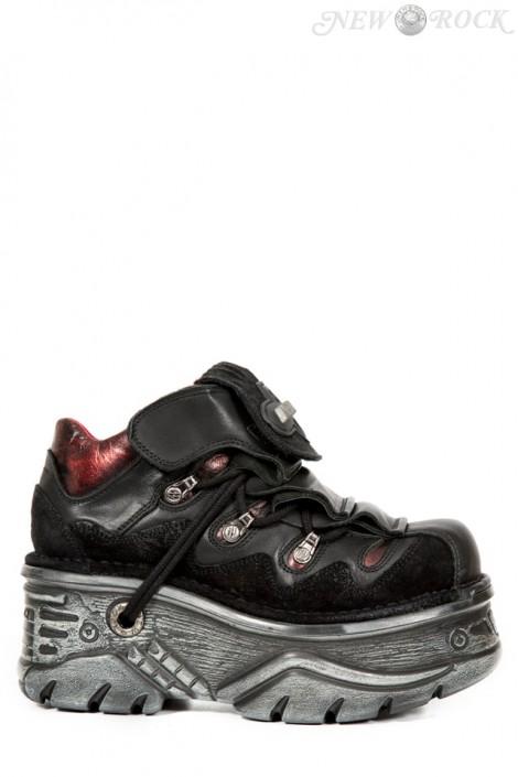 Ботинки на платформе 1075-S7 (1075-S7)