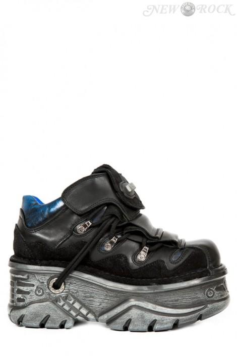 Ботинки на платформе женские 1075-S5 (1075-S5)