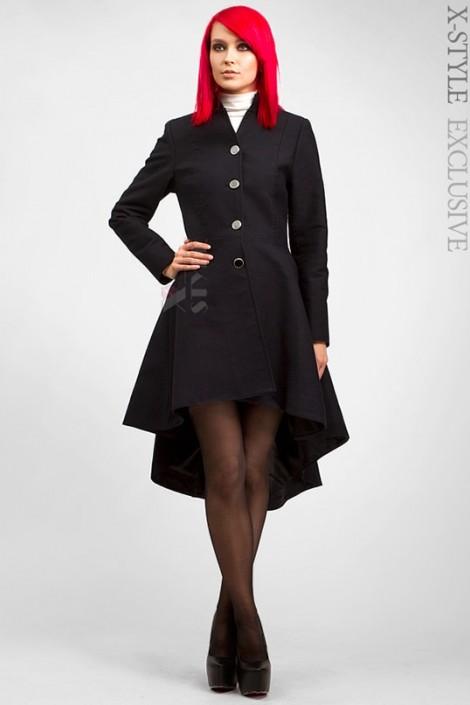 Женское пальто-фрак X-Style (114039)