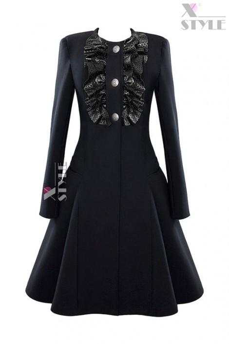 Пальто женское в стиле Ретро X-Style (114040)