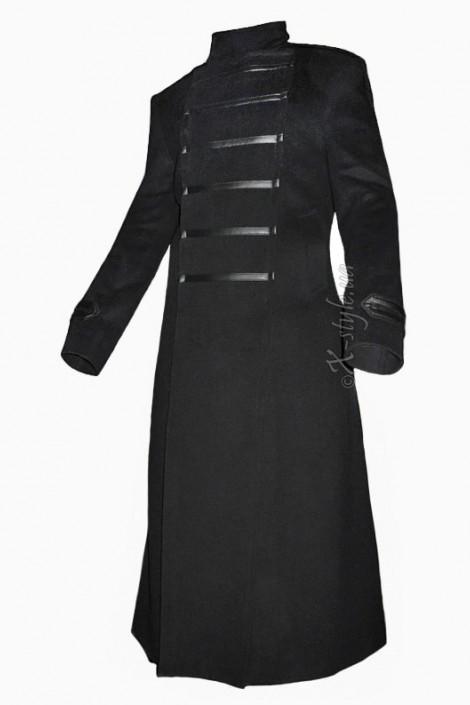 Длинное мужское пальто (210001)