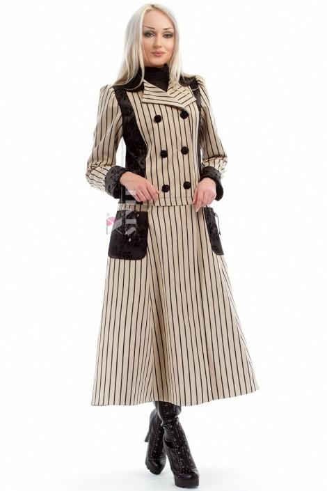 Демісезонне пальто жіноче Vintage купити недорого в Києві 017c52659d402