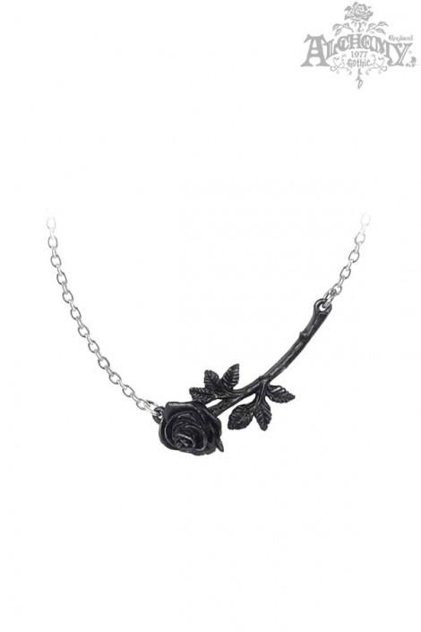 Кулон Black Thorn Rose (707069)