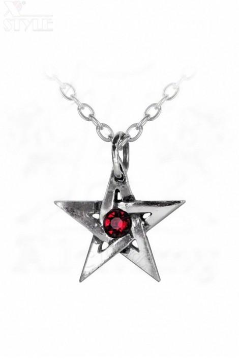 Кулон Crystal Pentagram (AGP365)