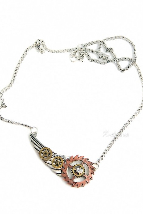 Кулон Steampunk Wing XT jewelry (707057)
