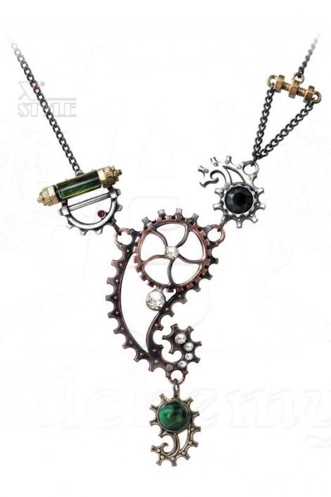 Ожерелье в стиле Хай-тек (AGP642)