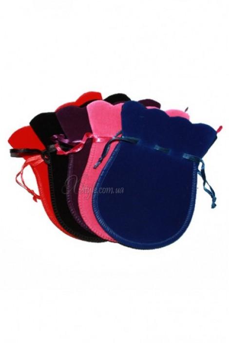 Подарочный мешочек для бижутерии 10х13 (911017)