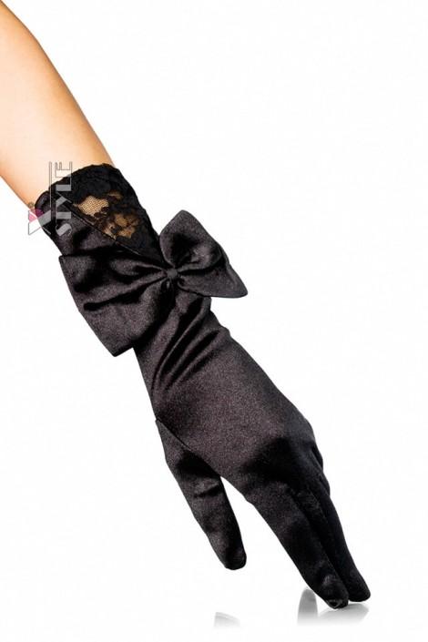 Вечерние перчатки с бантом AN1145 (601145)