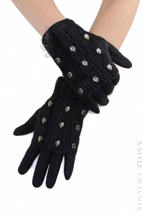 Двойные шерстяные перчатки Xstyle accessories (601543)