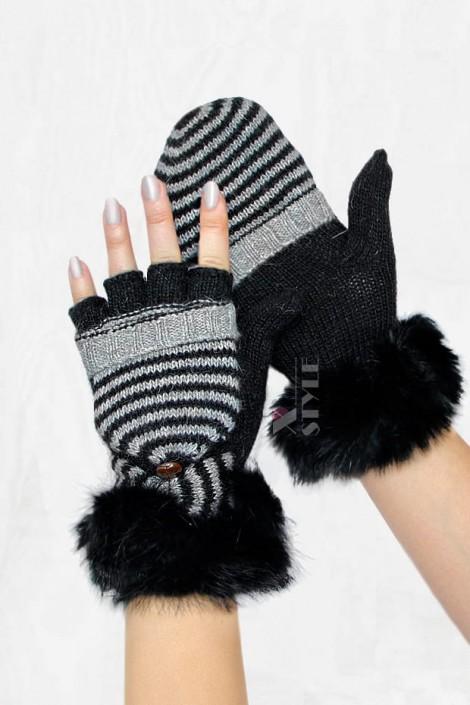 Перчатки-рукавицы (100% шерсть) XT1094 (601094)