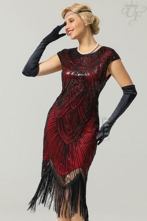 Платье в стиле Гэтсби U5521 (105521)
