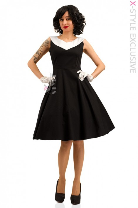 Платье в стиле Ретро X5341 (105341)