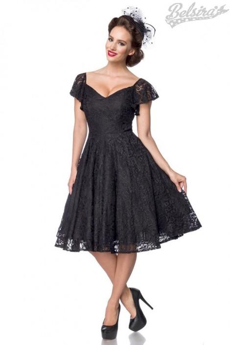 Ажурное платье в стиле Ретро Belsira (105482)
