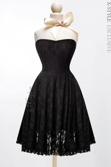 Кружевное платье 105097 (105097)