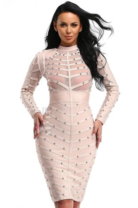 Бандажне плаття XC5308 купити недорого в Києві 3c31090262c44